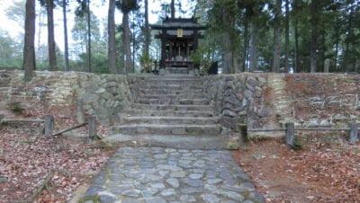 紫香楽宮(甲賀寺跡)
