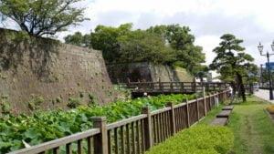 鹿児島城跡