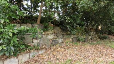 旧二条城復元石垣
