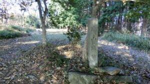 芥川山城跡