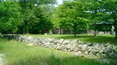 坂本城址公園